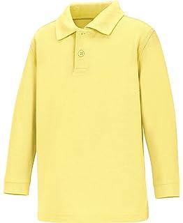 d1e9082cc Classroom School Uniforms Kids  Toddler Preschool Unisex Long Sleeve Pique  Polo