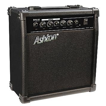 Ashton bpa18 – Amplificador para bajo 18 W