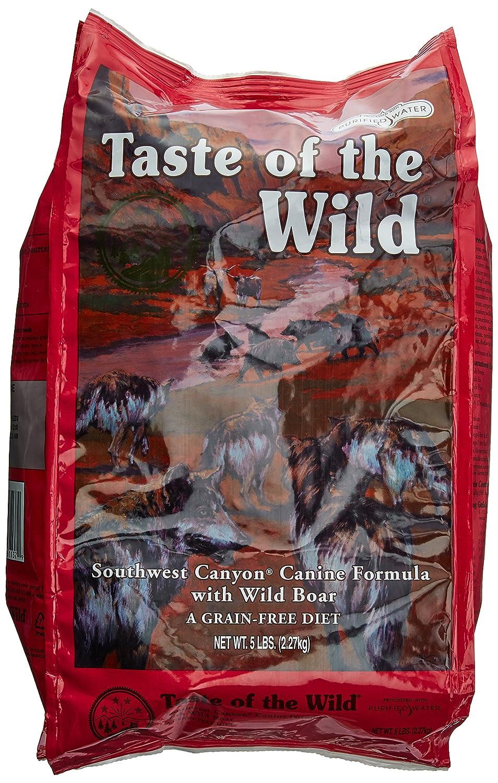 Pienso Taste of the Wild Southwest Canyon - 2,27 kg: Amazon.es ...