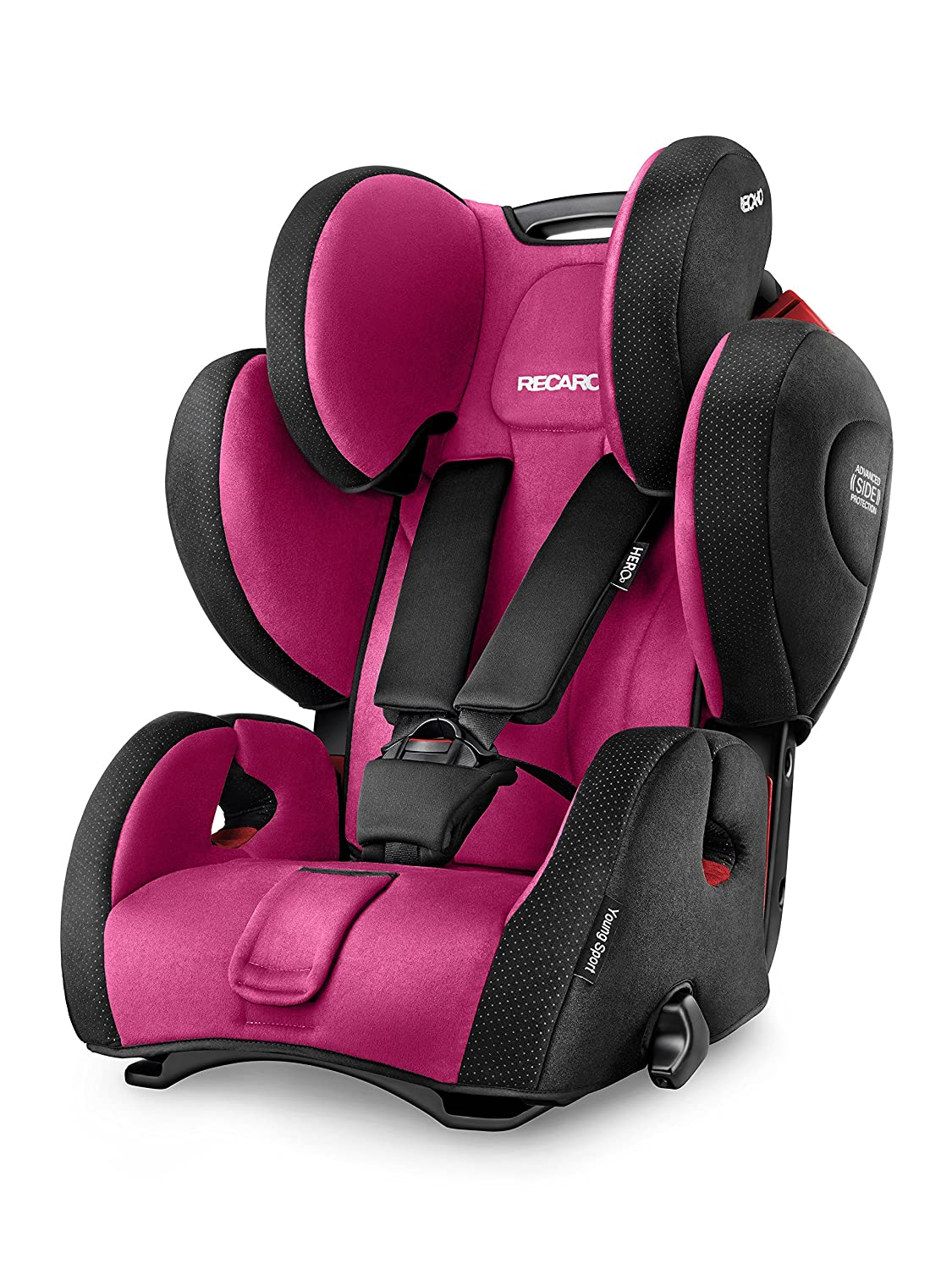 Amazon.com : RECARO Young Sport Hero Group 1-2-3 Car Seat ...