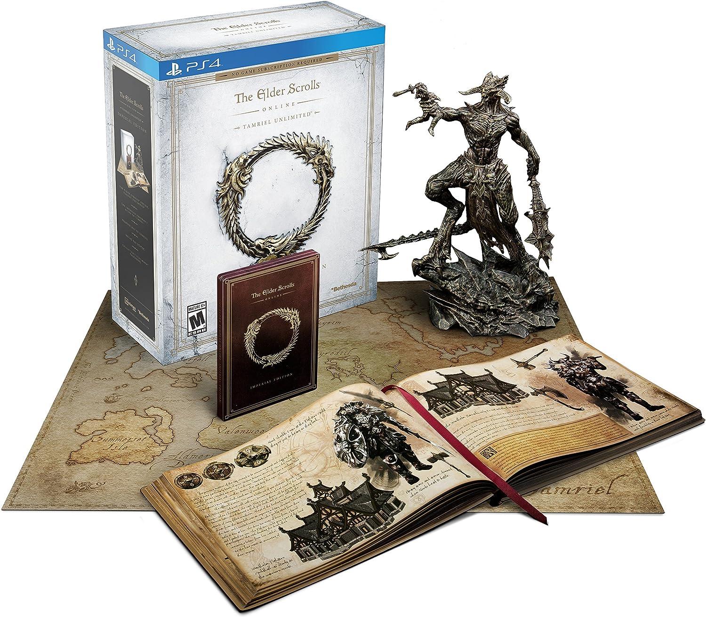 Amazon com: Elder Scrolls Online: Imperial Edition: Video Games