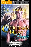 Christmas Night Bear