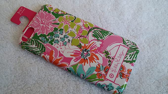 innovative design d3afe 7c199 Amazon.com: Lilly Pulitzer for Target iPhone 6 Case - Nosie Posey ...