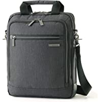 Samsonite Modern Utility 13.3-inch Vertical Messenger Bag, Charcoal Heather, International Carry-On ( Model:89580-5794 )