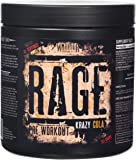 Warrior Supplements Rage 392 g Killa Cola Pre Workout Powder