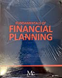 Fundamentals of Financial Planning 6th Edition