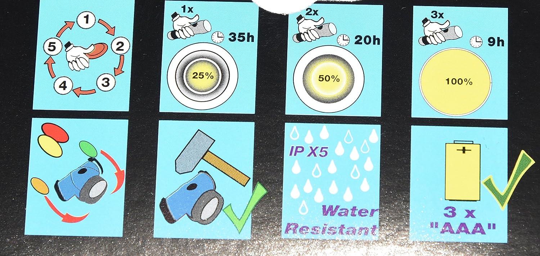 PMC 8.00 mm Pinza per vetro in acciaio inox V2A raccordo piatto 1