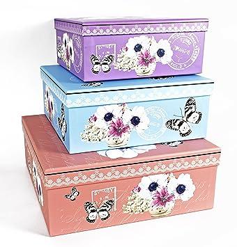 Amazon.com: ALEF Elegantes cajas de regalo con temática ...