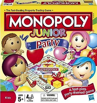 Monopoly Junior: Amazon.es: Juguetes y juegos