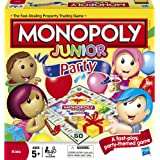 Monopoly Junior Party -Packaging May Vary