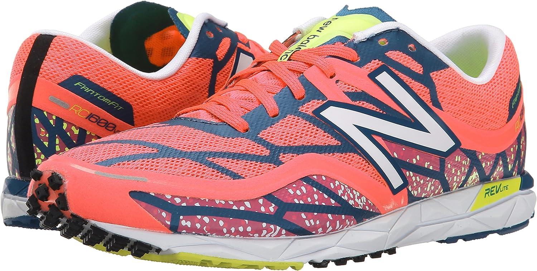 New Balance WRC1600 B - Zapatillas Running para Mujer, Color Rosa (h Pink/Blue), Talla 36: Amazon.es: Zapatos y complementos