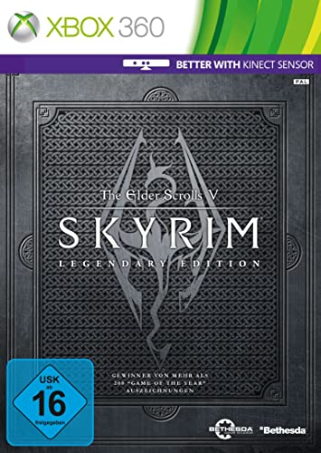 The Elder Scrolls V: Skyrim - Legendary Edition (Game Of The Year ...