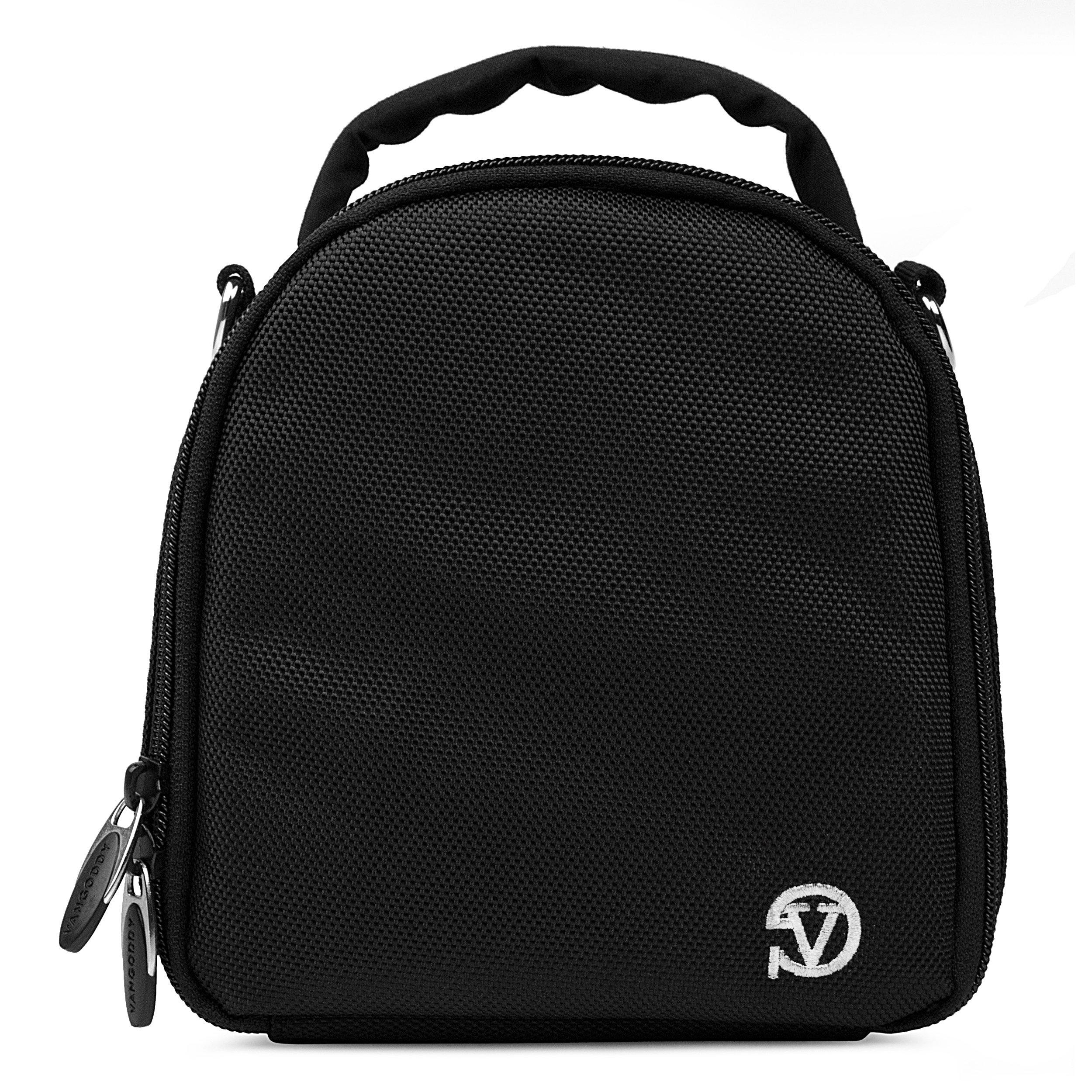 VanGoddy Laurel Carrying Handbag for Fujifilm FinePix S9800 Digital Camera by Vangoddy (Image #3)