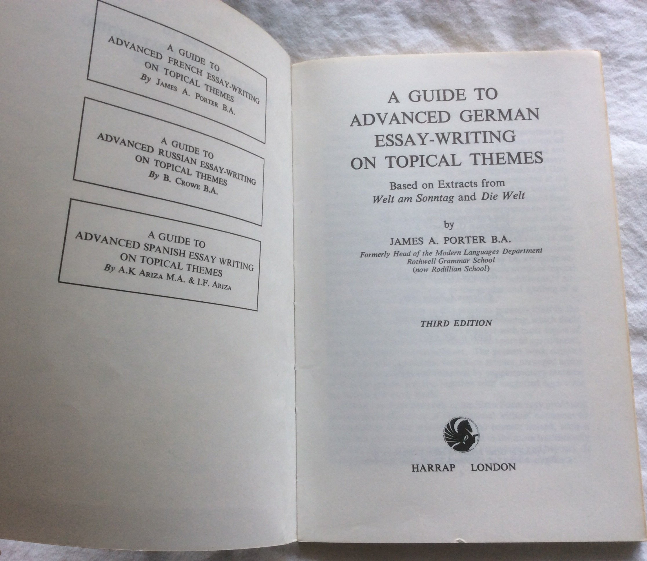 multiple fronts for germany essay Then came the end of the third reich, as the soviets took berlin, adolf hitler committed suicide on april 30, and germany surrendered unconditionally on all fronts on may 8 (may 7 on the western.