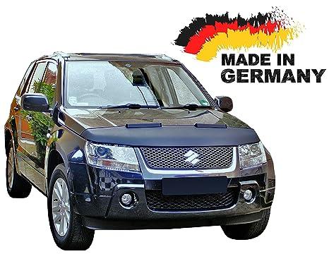 Black Bull Suzuki Grand Vitara 2 coche sujetador capó parte delantera máscara capucha Tuning nuevo