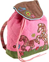 Stephen Joseph Little Girls Signature Sac à dos