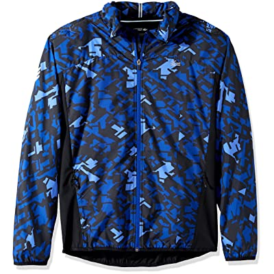 Lacoste Men's Performance Ripstop Print Jacket, BH2070-51