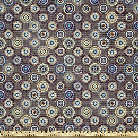 Wissenschaft Microfaser Stoff als Meterware Geometrie Studenten