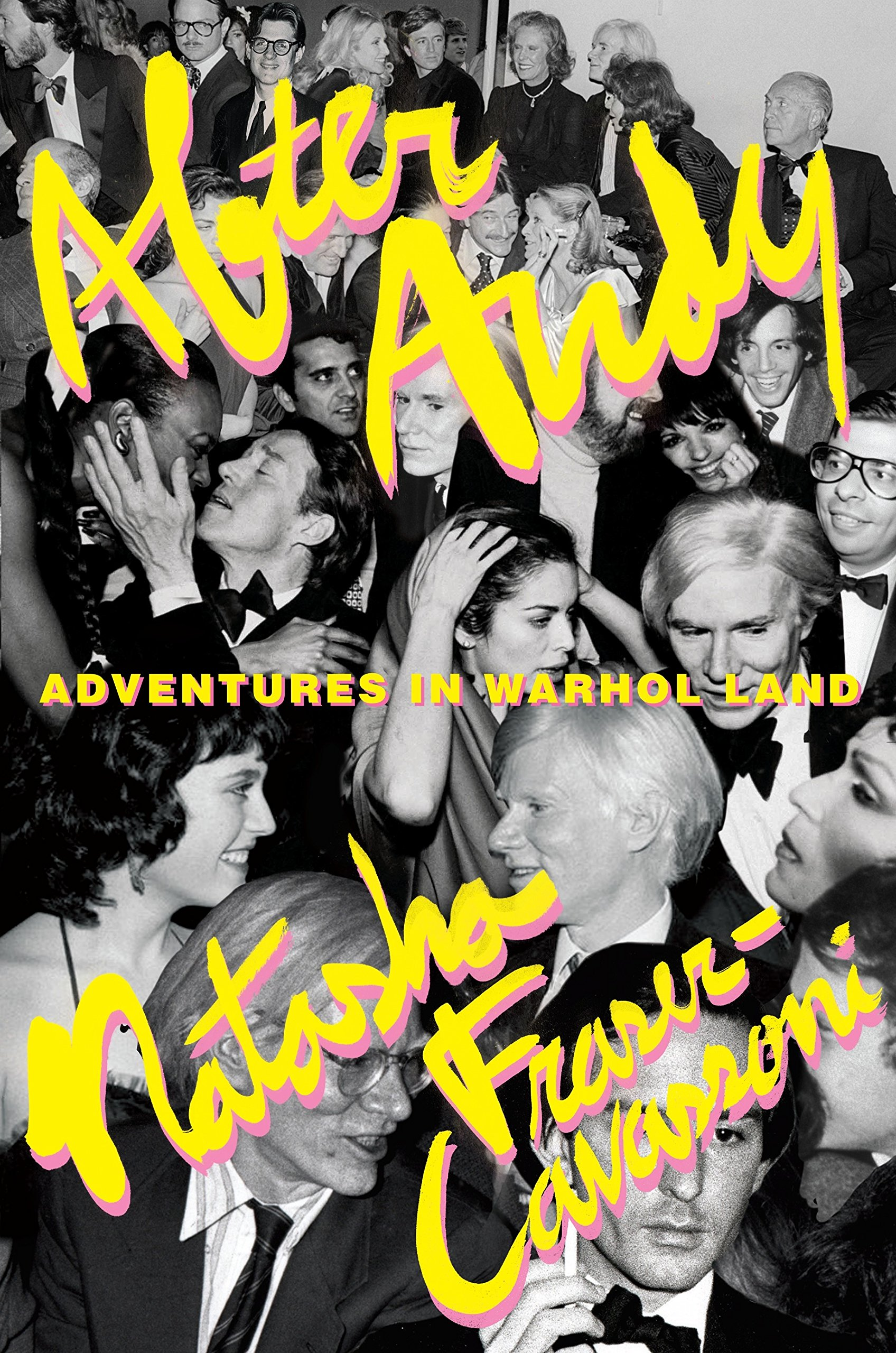 Download After Andy: Adventures in Warhol Land pdf epub