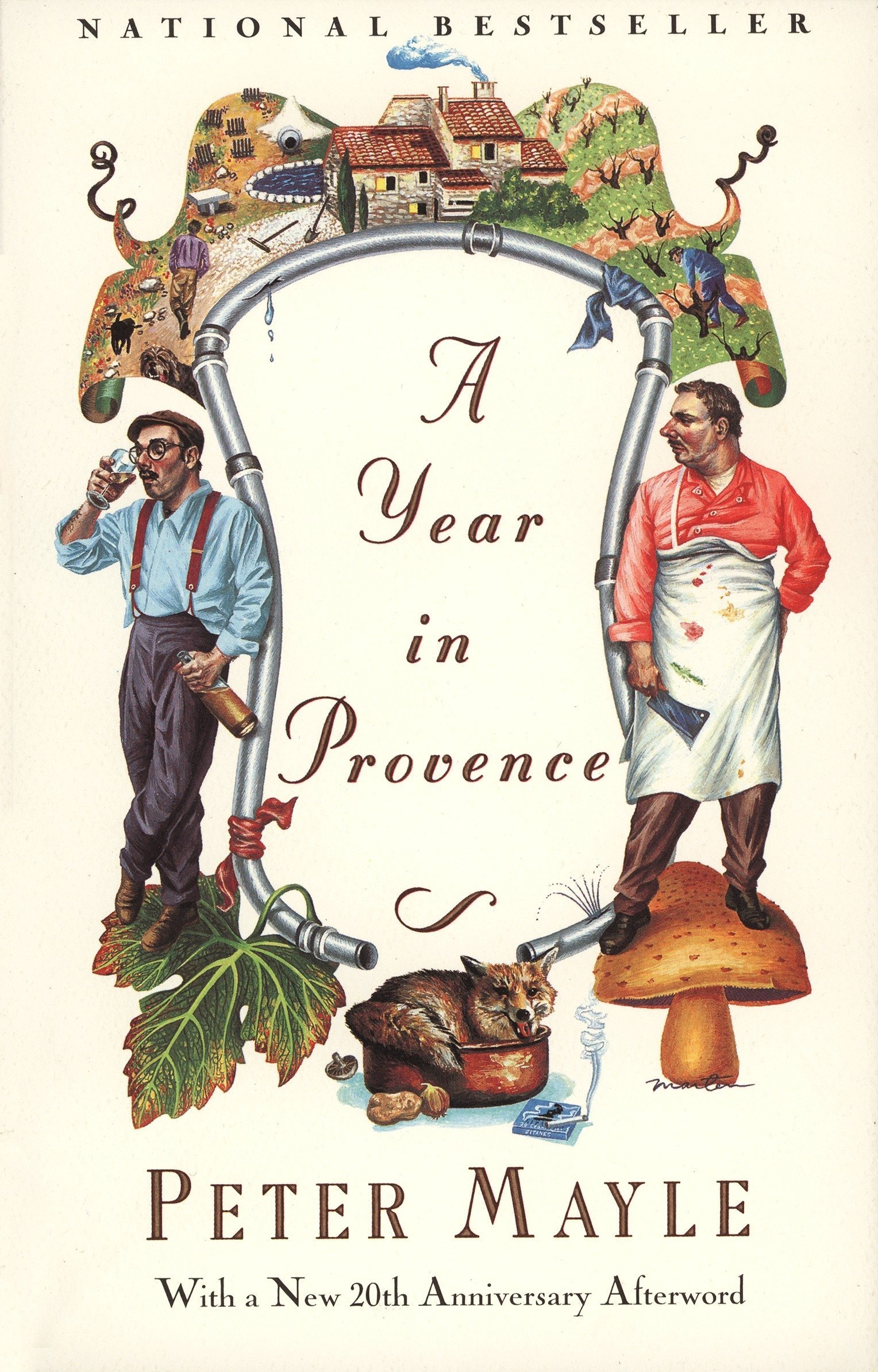 Image result for a year in provence book