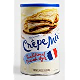 My Favorite Crepe Mix 24 Ounce 24 oz each (1 Item Per Order, not per case)