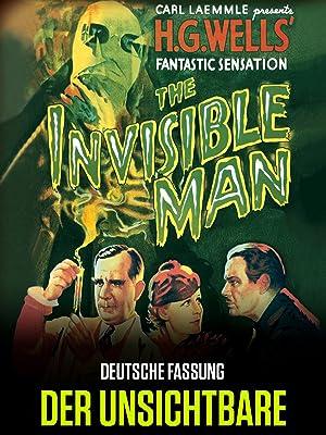 Amazonde Der Unsichtbare The Invisible Man Ansehen