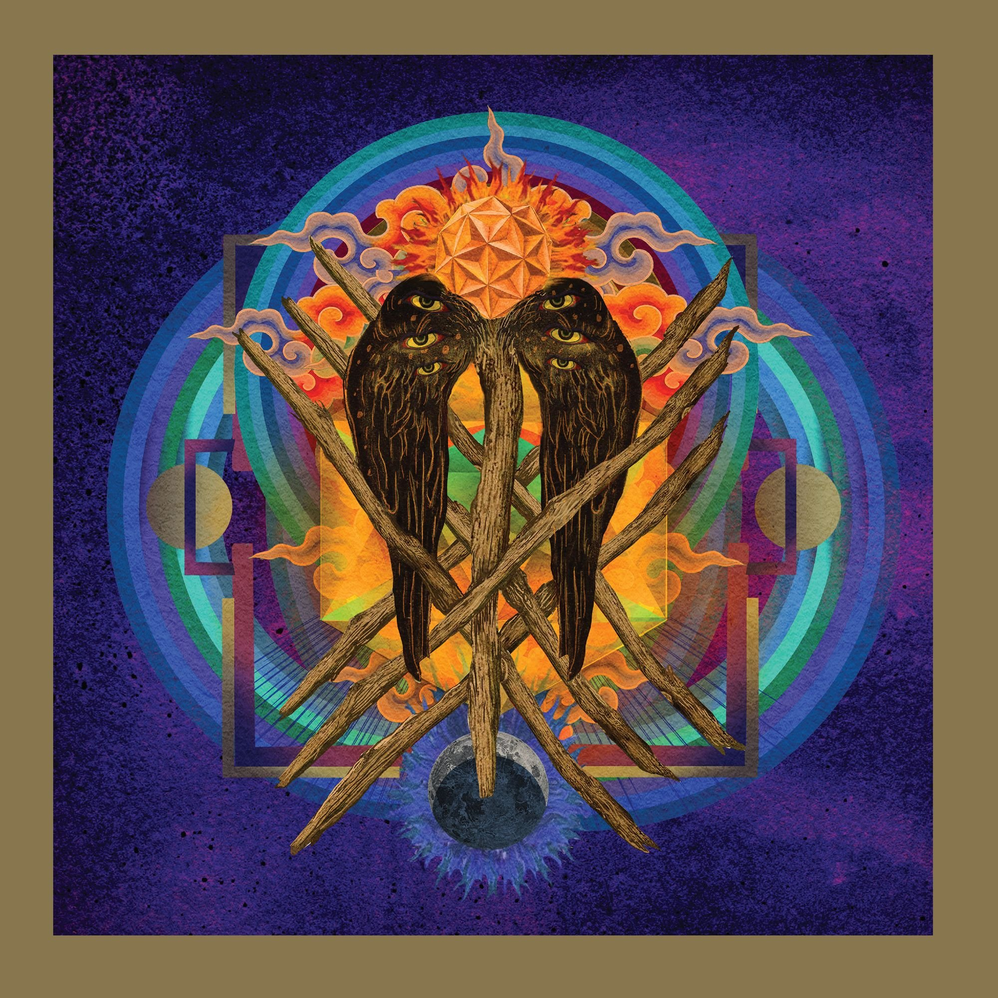 Vinilo : Yob - Our Raw Heart (2PC)