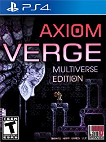 Axiom Verge: Multiverse Edition - PlayStation 4 Multiverse Edition Edition