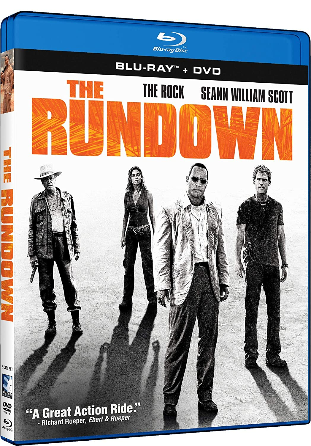 Amazon com: The Rundown [Blu-ray]: Dwayne