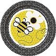 Bumble Bee Dessert Plates 8ct