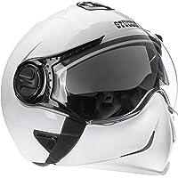 Studds Full Face Helmet Downtown (White, L)