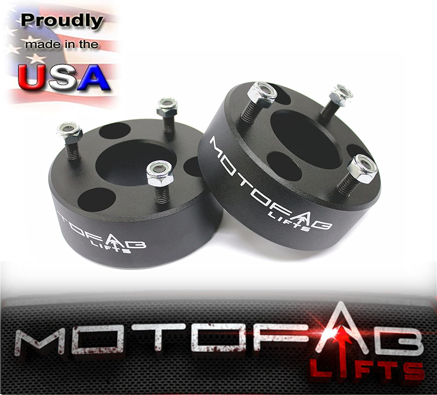 MotoFab Lifts DR-3-3 Front Leveling Lift Kit That Will Raise The Front Of Your Dodge Ram Pickup 3