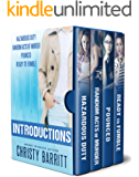Introductions: Four Books Introducing You to Four Spunky Female Sleuths