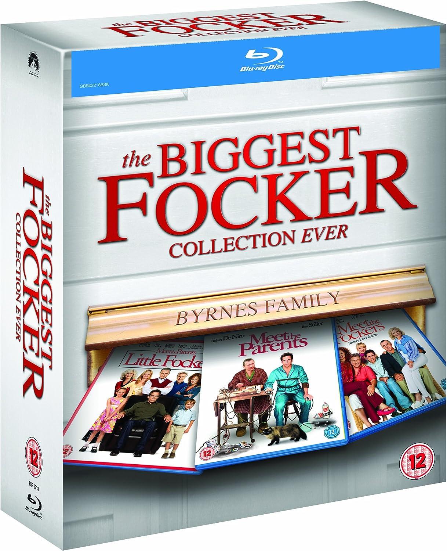 Meet The Parents Meet The Fockers Little Fockers Blu Ray 2010 Region Free Amazon Co Uk Robert De Niro Ben Stiller Dustin Hoffman Robert De Niro Ben Stiller Dvd Blu Ray