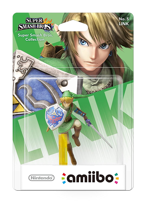 amiibo Smash Link Figur: Nintendo Switch: Amazon.de: Games