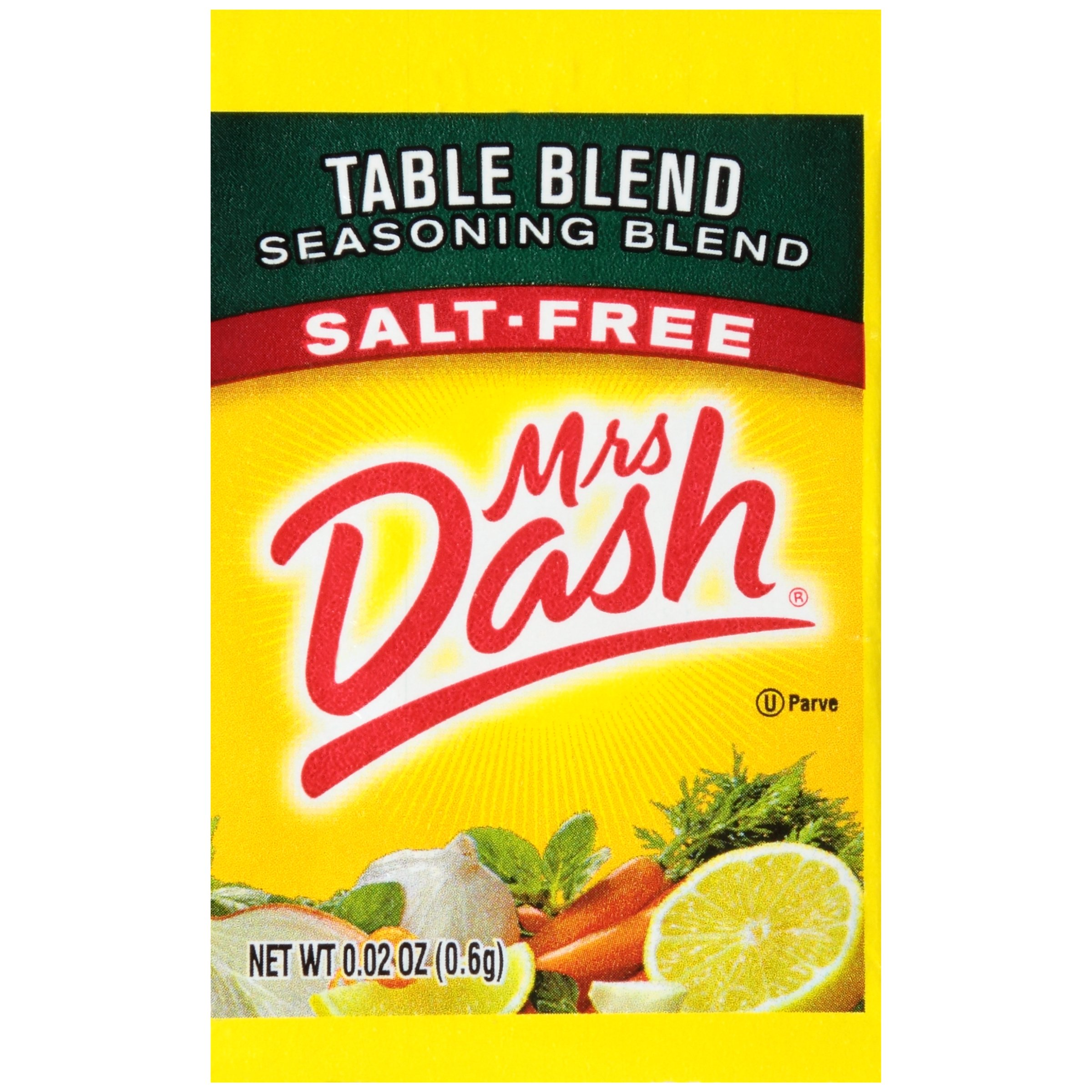 Mrs. Dash, Table Blend, Salt Free (500 Count) by Mrs. Dash