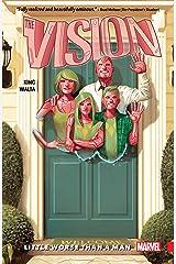 Vision Vol. 1: Little Worse Than A Man (Vision (2015-2016)) Kindle Edition