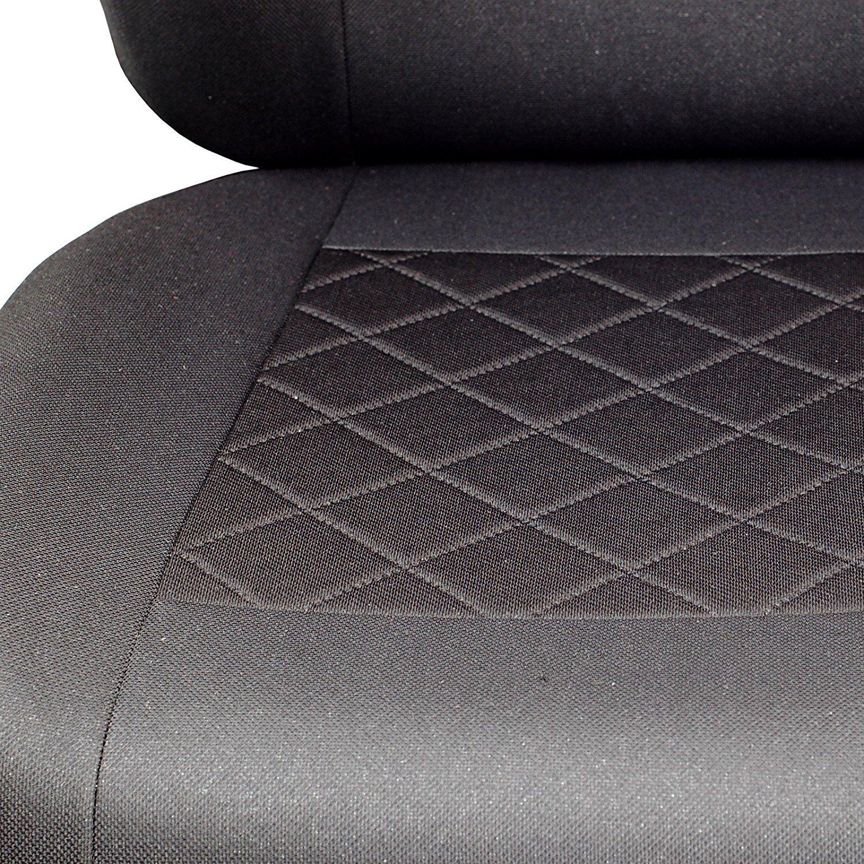 307/Si/ège/ /Couleur Premium gepresstes Karo Design /1/Set/
