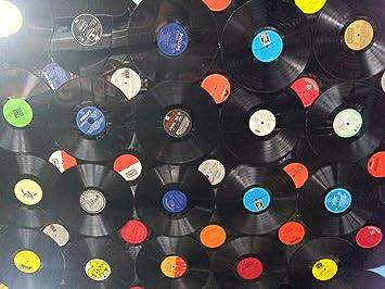 100 Vinyl Schallplatten Zum Dekorieren Oder Basteln Mit