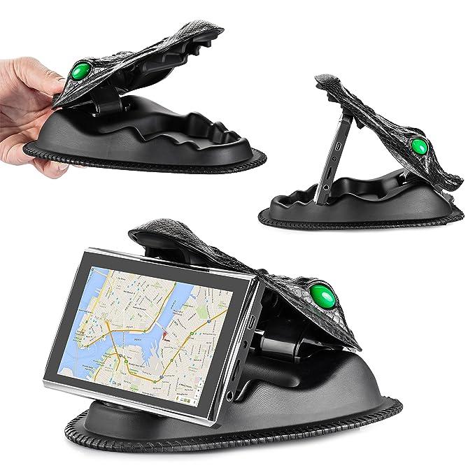 2 opinioni per GPS supporto antiscivolo cruscotto poltrona sacco GPS supporto universale per