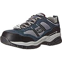 Skechers for Work Zapatos de Acero Antideslizantes para Hombre