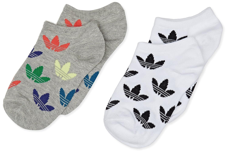 Adidas Liner 2P K Calcetines, Unisex bebé, (brgrin/multco / Blanco), 15/18: Amazon.es: Deportes y aire libre