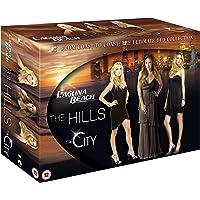 The Hills,The City + Laguna Beach - Collection Box Set [DVD]