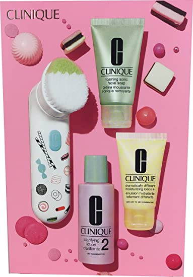 Clinique Sonic System Purifying Brush Gift Set
