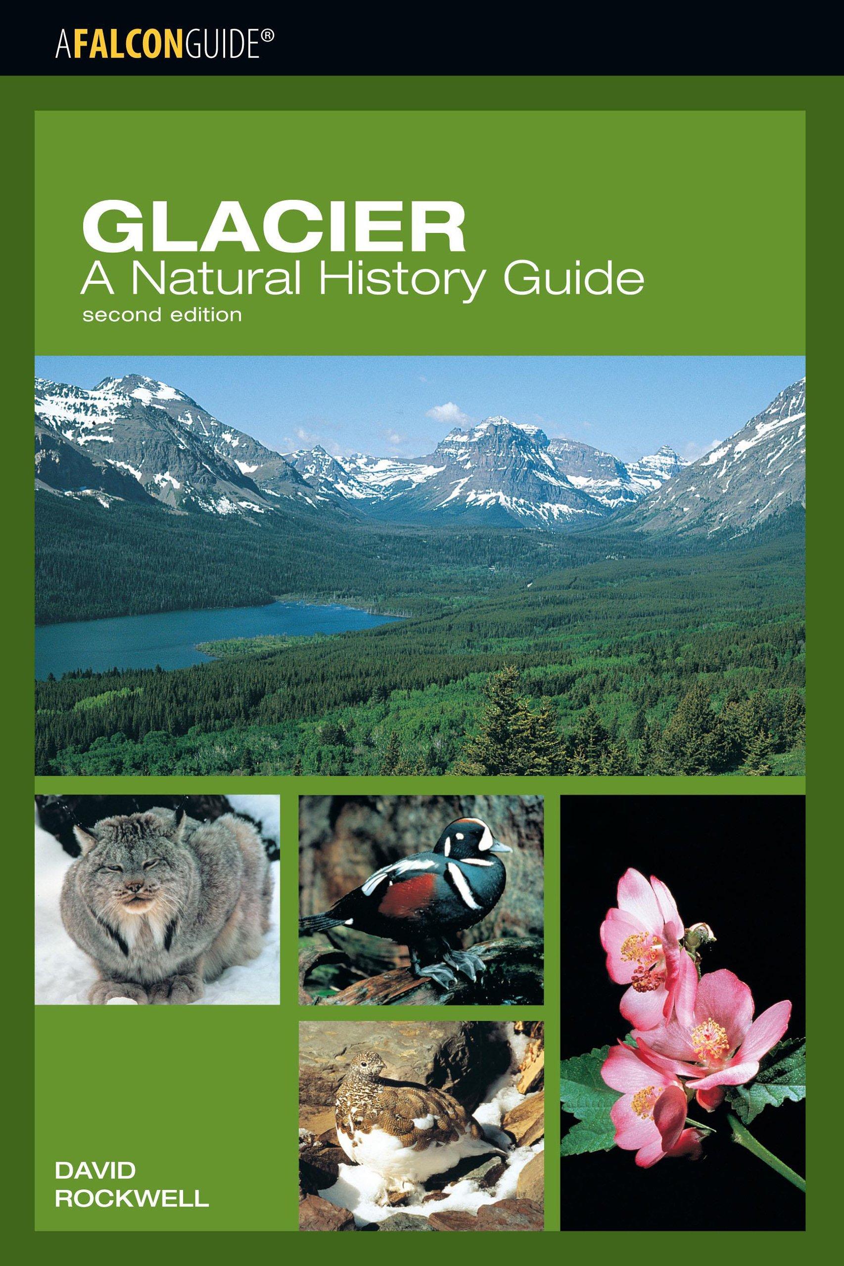 Read Online Glacier: A Natural History Guide (Falcon Guide) pdf epub