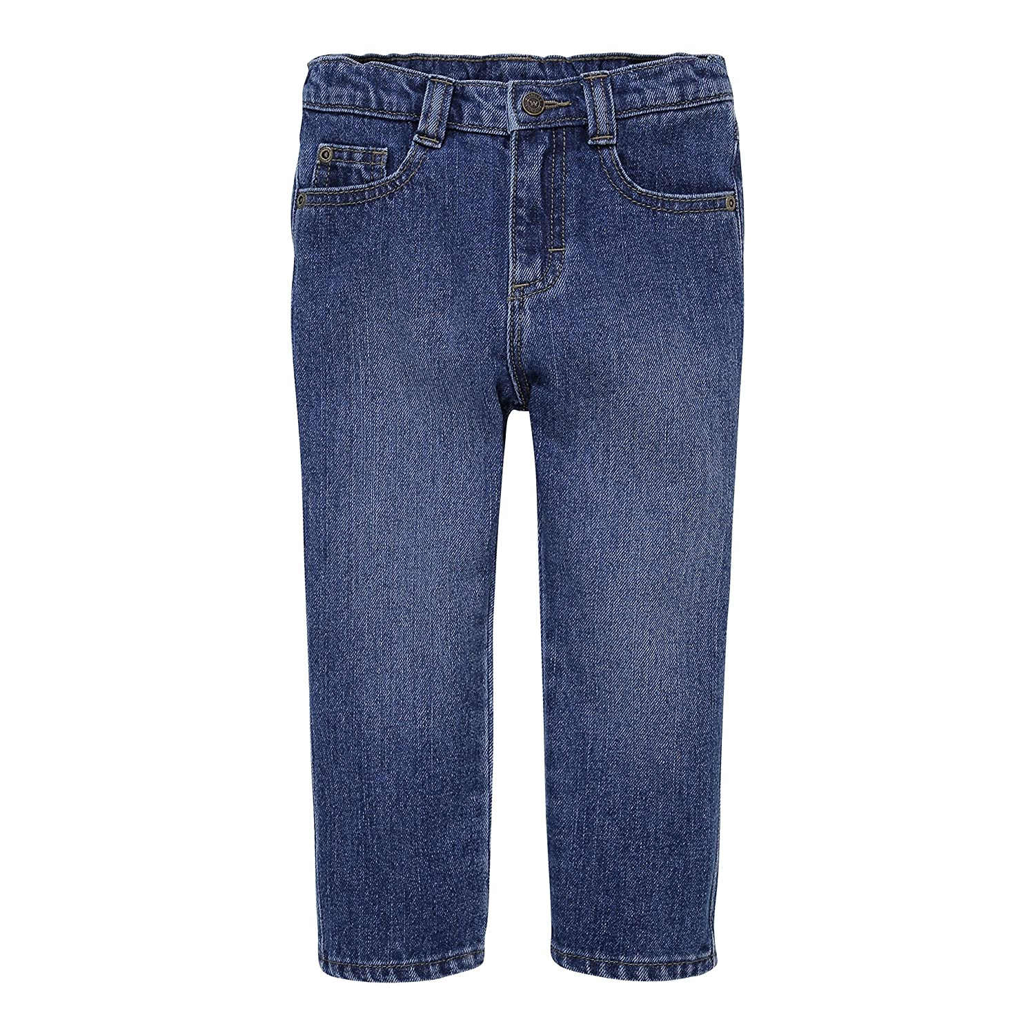 Wrangler Boys' Relaxed Straight Jean 5BS