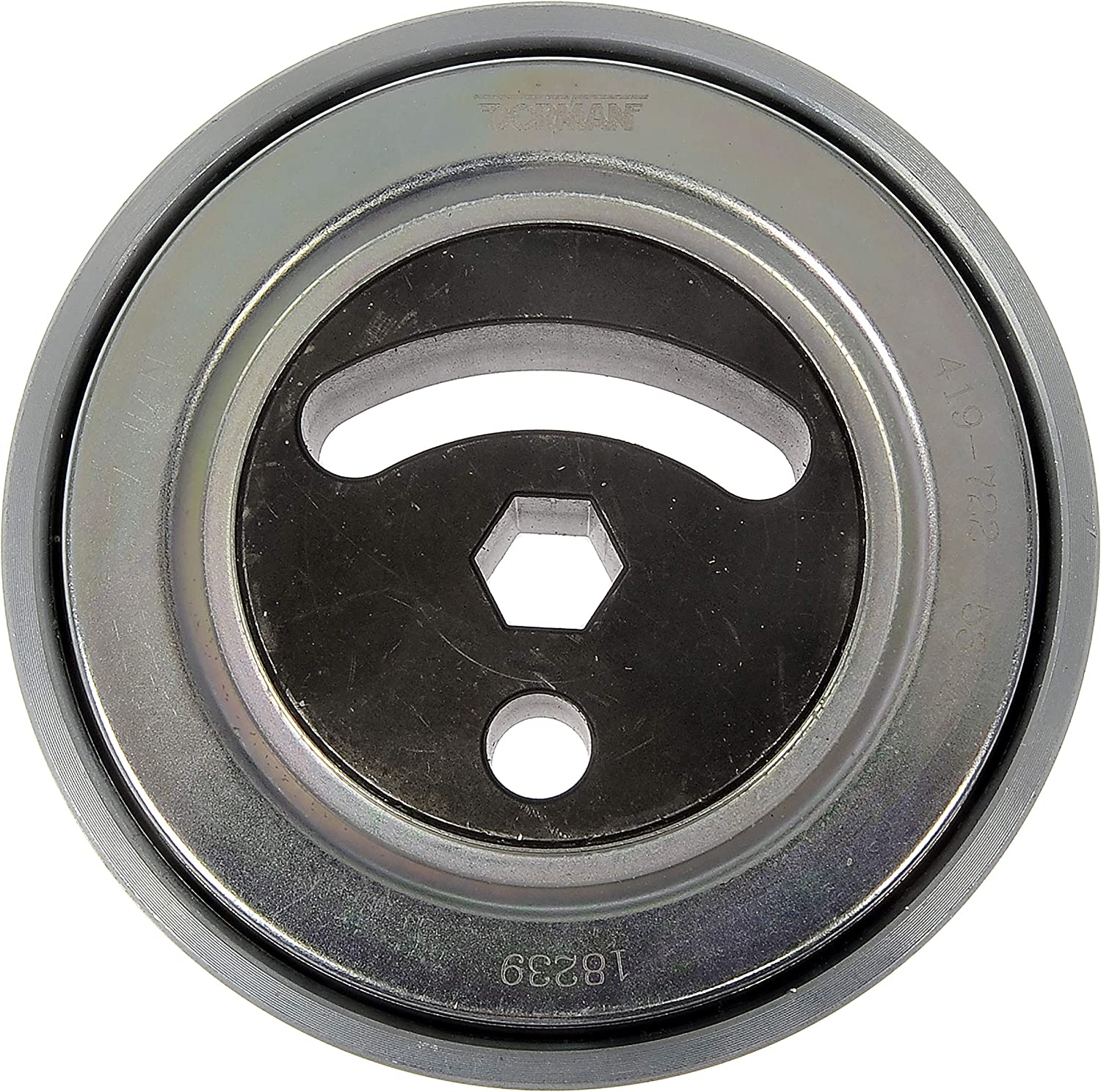 Dorman Products 419-603 Idler Or Tensioner Pulley  12 Month 12,000 Mile Warranty