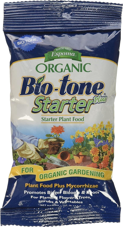 Espoma BTSP5OZ 5-Ounce Trial Size Organic Bio-tone Starter-Packet
