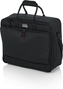 "Gator Cases Padded Nylon Mixer/Gear Carry Bag with Removable Strap; 18.5"" x 15"" x 6.5"" (G-MIXERBAG-1815)"