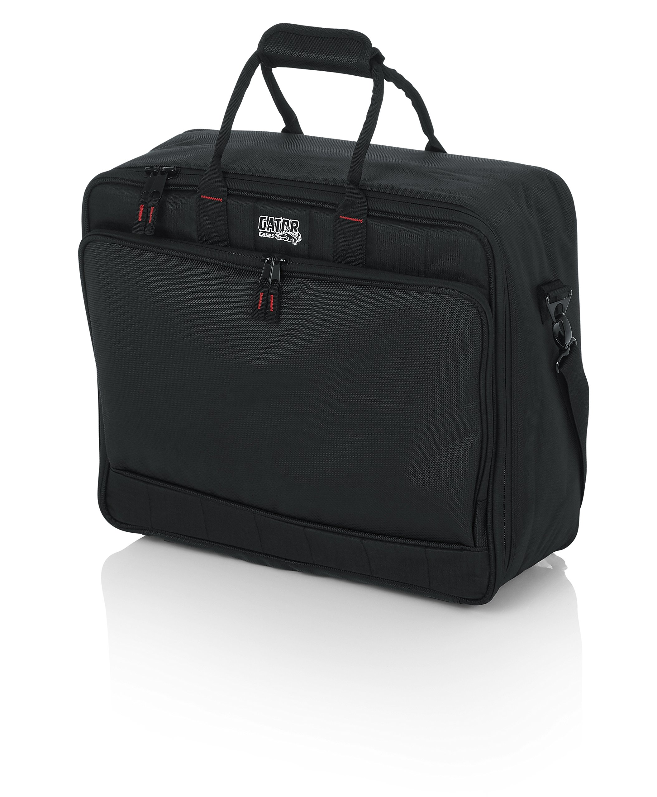 Gator Cases Padded Nylon Mixer/Gear Carry Bag with Removable Strap; 18.5'' x 15'' x 6.5'' (G-MIXERBAG-1815)